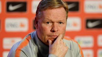 Foot - L. nations - HOL - Ronald Koeman (Pays-Bas) : «Peut-être plus dur qu'à Paris»