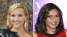 Reese Witherspoon joins Mindy Kaling for final season of 'The Mindy Project'