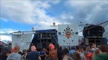 Creuse: plusieurs centaines de festivaliers dans une rave-party illégale