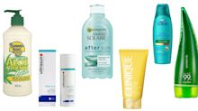 12 of the best after-sun products to soothe your skin