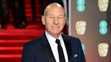 Sir Patrick Stewart opens up about experience with domestic abuse