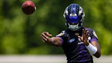Baltimore Ravens QB Lamar Jackson sidelined with COVID-19 issue