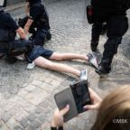 Polish police detain 25 after attacks on equality march