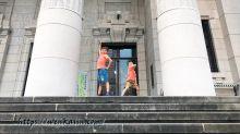 台北室內景點:國立台灣博物館,昆蟲展好好玩!台北必去親子景點。(台北室內親子景點/台北雨天備案/台北車站景點/228公園/台北捷運景點) – 雨立今=霠