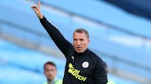 Brendan Rodgers salutes his best result as Leicester boss