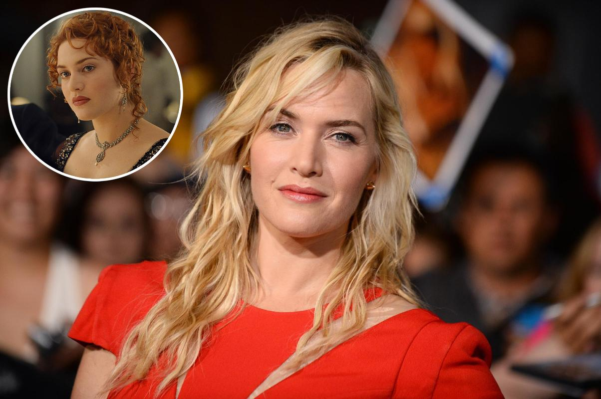 kate winslet on 'titanic' fame: it was 'really hard'