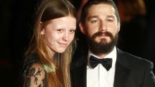 Shia LaBeouf and Mia Goth File for Divorce as Actor Is Rumored to Be Dating FKA Twigs