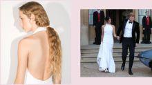 只要有錢,你也可以穿上梅根的結婚禮服!