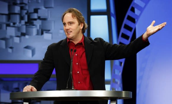 DICE awards now on IFC.com, check out the Jay Mohr monologue here