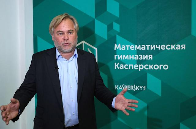 Kaspersky's antivirus software takes non-threatening files (updated)