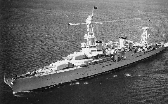 US Navy Dive Will Explore World War II-Era Shipwreck