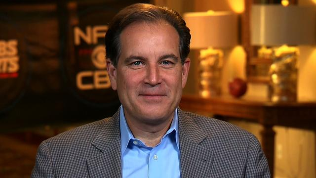Thanksgiving and football: Jim Nantz reflects on a Turkey Day tradition
