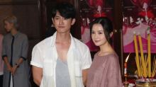 Wu Kang-jen enjoys working in first HK film with Charlene Choi
