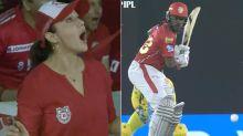 Big-hitting Gayle blows Chennai away in IPL