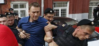 Amid 'consequences' threat, Russia moves Navalny