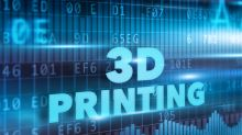 The Best 3D Printing Stock of 2017 -- and How It Gained 101%