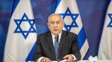 Lebanese PM urges caution on border