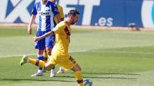 球王梅西破紀錄 7度獲金靴西甲第一