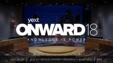 Jazz at Lincoln Center's Frederick P. Rose Hall to Host Yext's ONWARD18