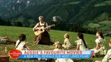 Top 10 Aussie favourite movies