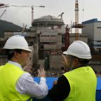 Operator says China nuclear plant facing 'performance issue'