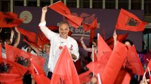 Albania votes with EU accession talks in mind