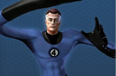 Marvel Heroes introduces Mr. Fantastic and a boost weekend