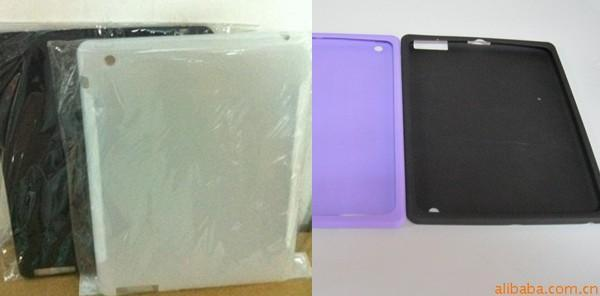 Alleged iPad 2 cases show up with some interesting cuts (video)