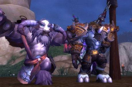 The Care and Feeding of Warriors: Rage in the Mists of Pandaria