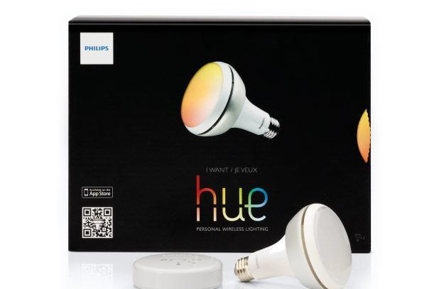 Philips Hue gets down with app-controlled BR30 recessed lights