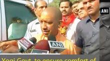 Yogi Govt. to ensure comfort of pilgrims visiting Chitrakoot