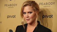 'We're good at having sex once a week': New mum Amy Schumer reveals reality of her sex life