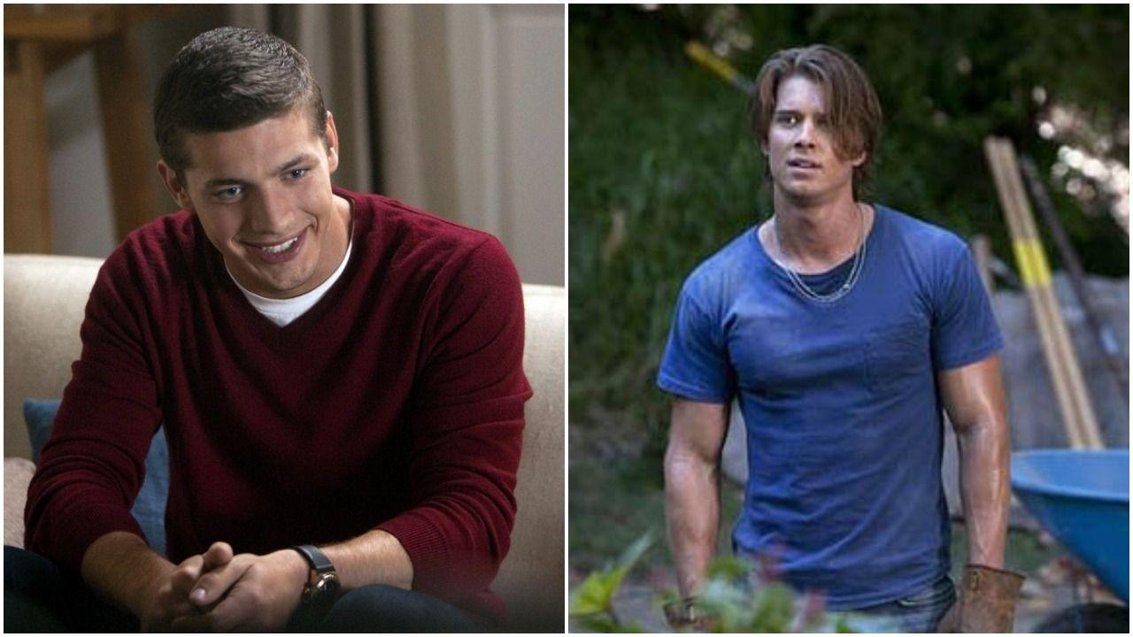 <p>Literally nothing made sense about <em>Pretty Little Liars</em>, including the fact that Alison's brother Jason was played by Parker Bagley during season 1, only to return with a new face and floppy hair later in the show. But whatever, Drew Van Acker worked in the role.</p>