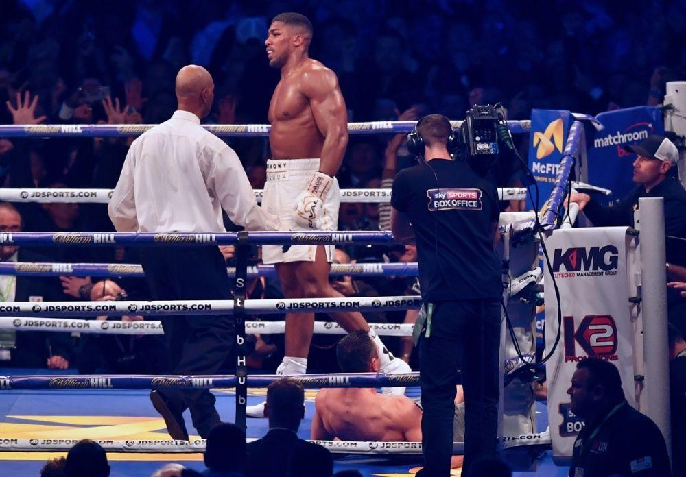 Quel prochain défi (et adversaire) pour Anthony Joshua après sa victoire sur Klitschko?
