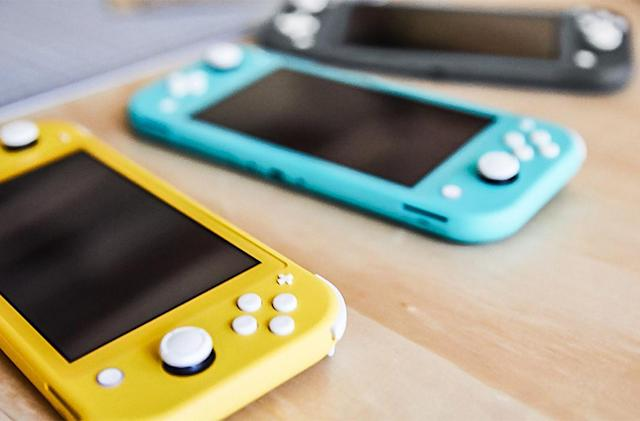 Nintendo may have many, many more Switch consoles planned