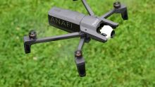 Parrot's new Anafi drone can zoom in, look upward, and fly anywhere