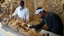 Ancient Tombs Dating Back 3,500 Years Discovered in Egypt's Luxor