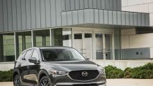 Mazda CX-5 Reportedly Getting Turbocharged 2.5-Liter Engine for 2019