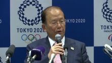 No new dates for postponed Tokyo Games decided at Tokyo 2020 board meeting