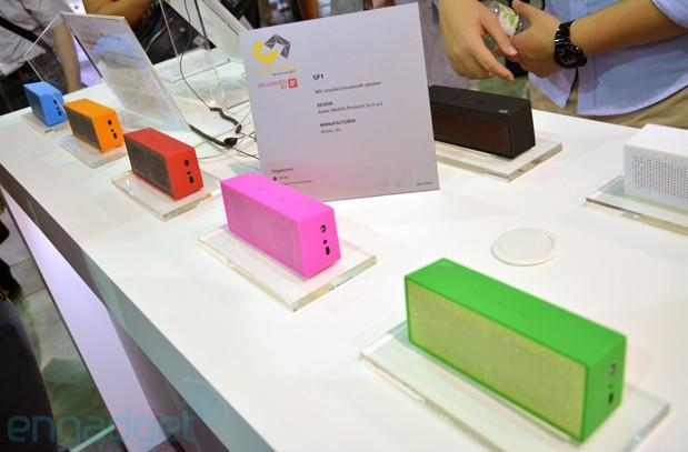 Antec to extend its Bluetooth product range with Pulse, SP1+, SP3 and SPzero (hands-on)