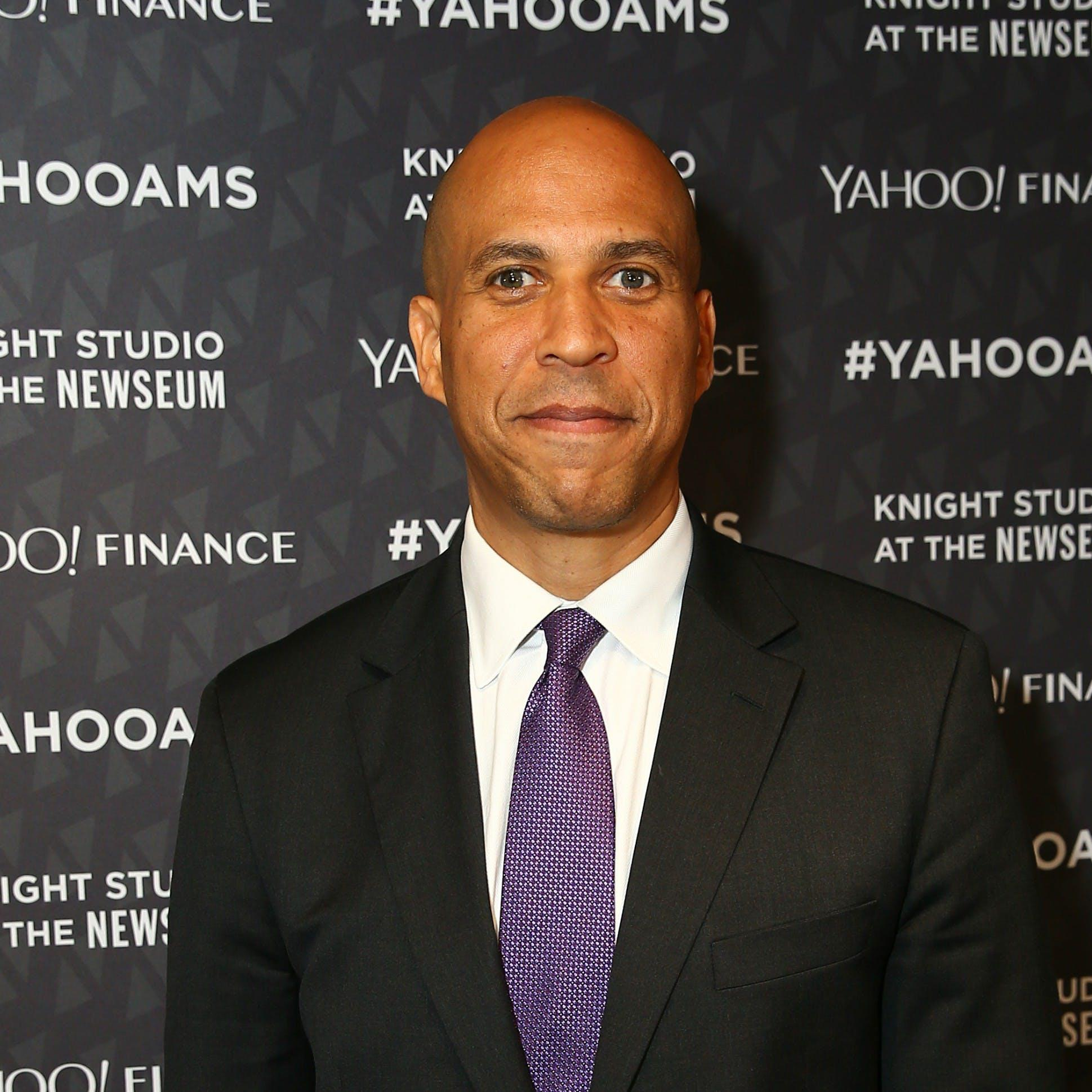 Senator Cory Booker Opens Black History Month With 2020