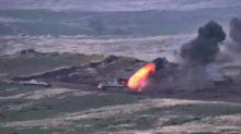 Azerbaiyán y Armenia al borde de la guerra, con violentos combates en Nagorno Karabaj