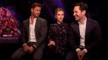 Scarlett Johansson nos desmiente que existan cinco finales de Vengadores: Endgame, como dijo Mark Ruffalo