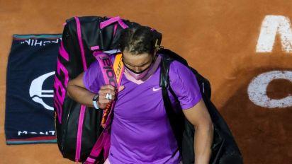 Auf Sand! Nadal erlebt Debakel - Gefahr für French Open?