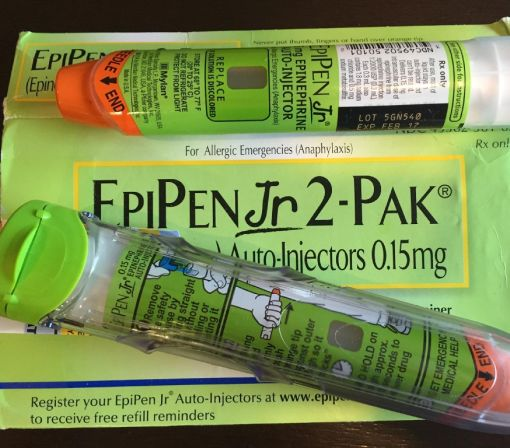 EpiPen maker to offer generic amid price flap