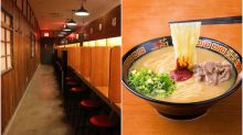 Japan's famous Ichiran ramen is coming to Singapore for a pop-up in October