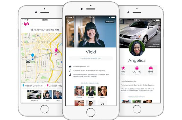 Lyft's answer to rideshare safety is befriending your driver
