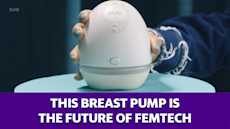 Elvie breast pump is bringing women's technology out of the dark ages