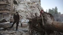 Syria rebels launch offensive to break Aleppo siege