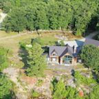 Drone Footage Shows Luxurious New Hampshire Retreat Where Ghislaine Maxwell Arrested